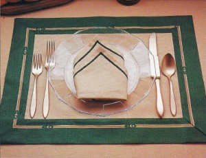 Banded Placemats-1