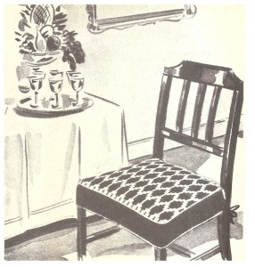 Chair Seat-1