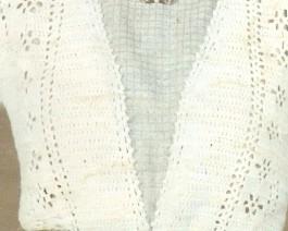 Crochet cardigan Jacket-3
