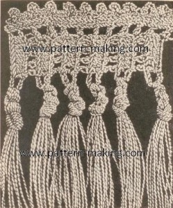 Crocheted fringes-1