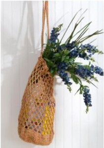 Eco-Friendly Crochet Bag-1