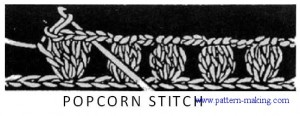 Fancy Crochet Stitches-15