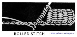 Fancy Crochet Stitches-17