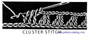 Fancy Crochet Stitches-2