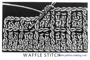 Fancy Crochet Stitches-3
