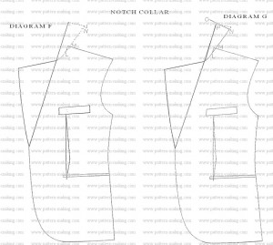 How to Draft Men Notch Collar-6