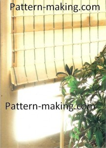 How to Make a Stitched-tuck Shade-1