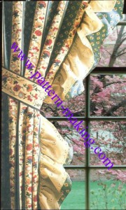 Ruffled Curtains-1