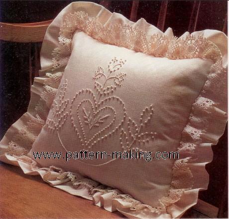 Ruffled Pillow Pattern Making Com