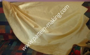 how to make swag and jabot curtains