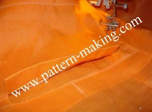 Tailor's welt pocket-12