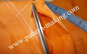 Tailor's welt pocket-14