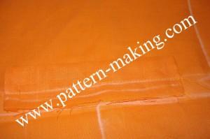Tailor's welt pocket-6