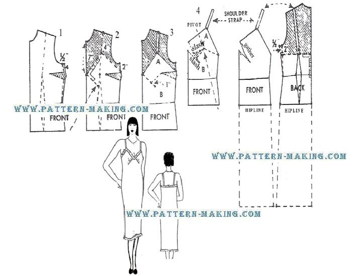 chemise dress slip-2