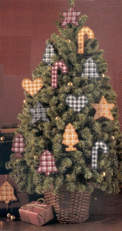 Christmas Tree How To Master The Backstitch