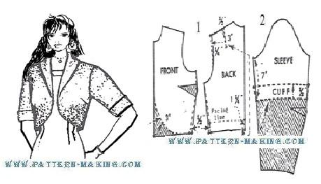 Drafting the Sheath Dress | Pattern-Making.com