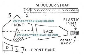 draft bra pattern-2