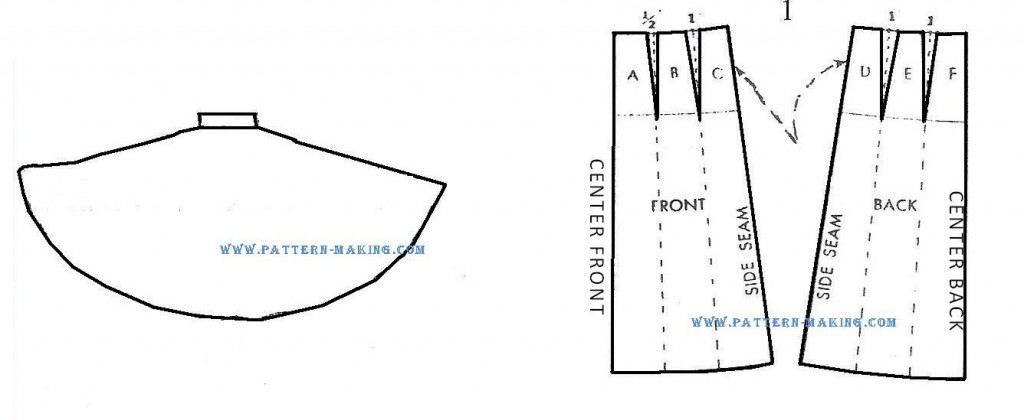 draft circular skirt-4