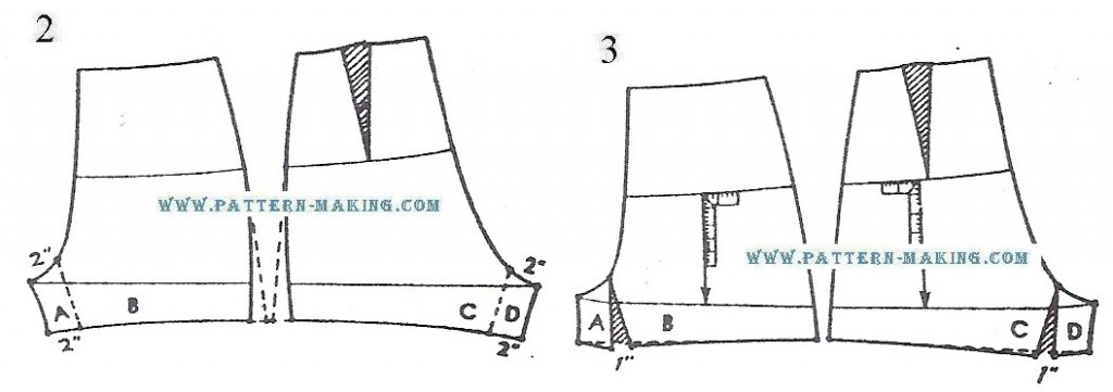 draft shorts pattern-2