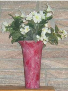 faux-marbled-glass-vase