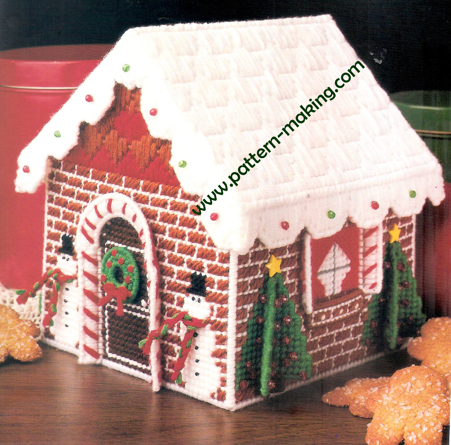Gingerbread House Patterns Search Results Calendar 2015