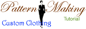 Custom Clothing and sewing Tutorial