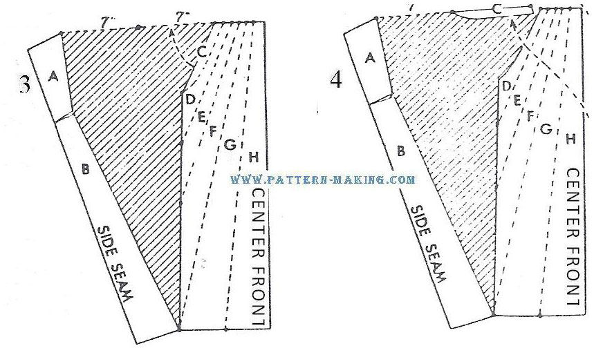 pegtop skirt drafting-2