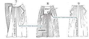 pegtop skirt drafting-3